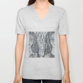 Ciudad interior (Inner city) Unisex V-Neck