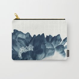 Blue Paeonia #1 Carry-All Pouch