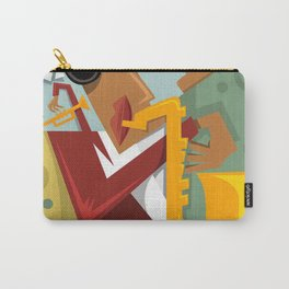 a band Jazz Carry-All Pouch