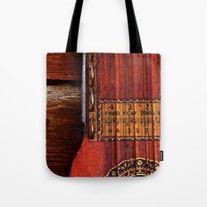 The Good Old Ukelin Tote Bag