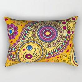African Style No3 Rectangular Pillow