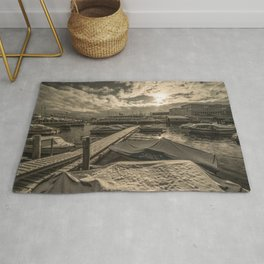 Cold Boats Rug