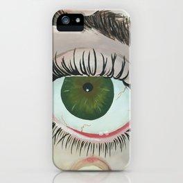 Scopophobia iPhone Case