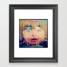SHINING 2 Framed Art Print