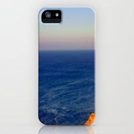 Beyond the blue Horizon iPhone Case