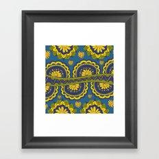 IndI_Art_2 Framed Art Print