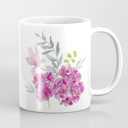 Malvon bouquet Coffee Mug