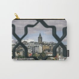 Istanbul, Turkey Carry-All Pouch