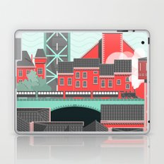 Townscape Laptop & iPad Skin