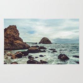 Point Reyes Elephant Rock Rug