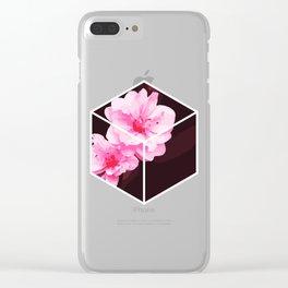 Peach Blossom Hoa Dao Tet Vietnam Clear iPhone Case