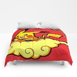 Pikagoku - Parody Comforters