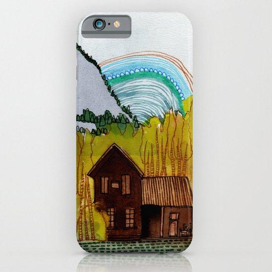 Landscapes / Nr. 3 iPhone & iPod Case
