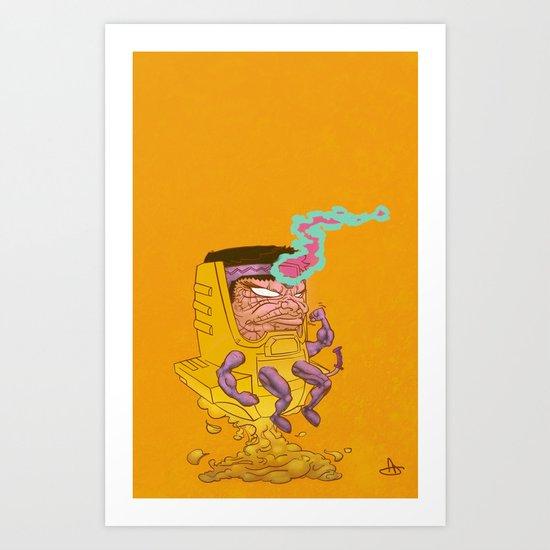 M.O.D.O.K. Art Print