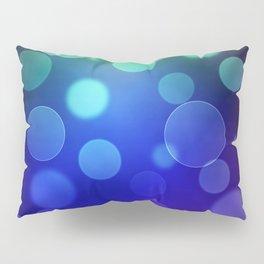 Colorful Bubbles Pillow Sham
