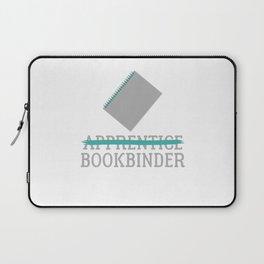 Apprentice Bookbinder Hobby Bookbinders Laptop Sleeve