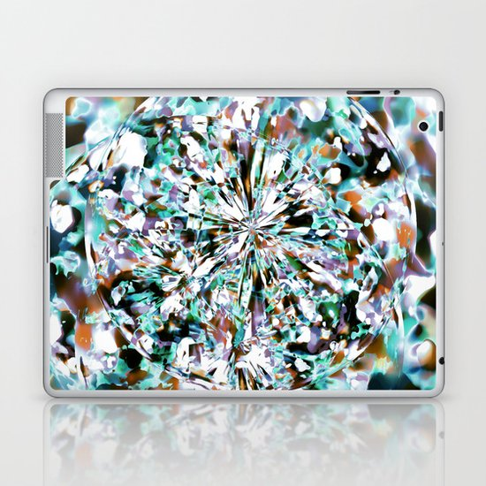 - minimal diamond - Laptop & iPad Skin