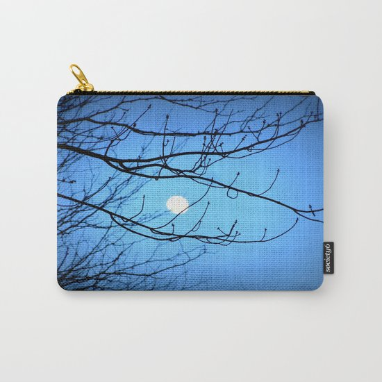 Moonlight at Dusk Carry-All Pouch