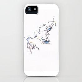 Margaret iPhone Case