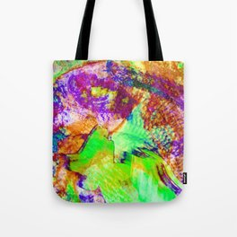 Vast2: Vapor Tote Bag