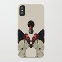 helen iPhone & iPod Cases featuring helen and clytemnestra by cardboardcities