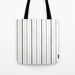 Blush tones abstract modern geometrical  pattern Tote Bag