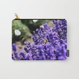 Lavender Love Carry-All Pouch