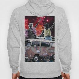 Space DJs Hoody