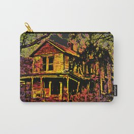 Happy Haunted House Carry-All Pouch