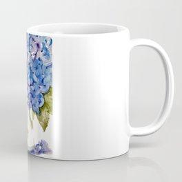 Hydrangea painting Coffee Mug