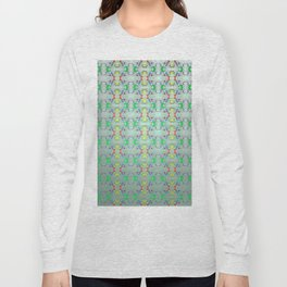 Softly colorful classic pattern ... Long Sleeve T-shirt