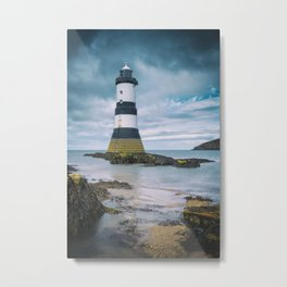The Old Lighthouse III Metal Print