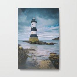 The Old Lighthouse III Metal Print