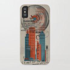 The Movie Version iPhone X Slim Case
