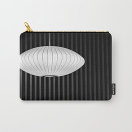 Geometric Glow Carry-All Pouch