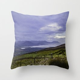 Welcome to Ireland Throw Pillow