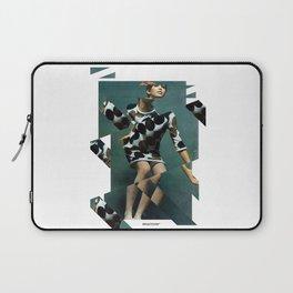 Collage Vintage Laptop Sleeve