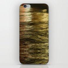 Night Light 137 - Water iPhone & iPod Skin