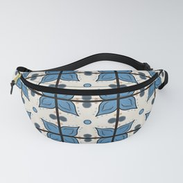 Seaside Tile Fanny Pack