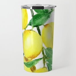 lemon Travel Mug