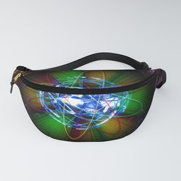 Creations in the color spectrum of the rainbow 1 Fanny Pack
