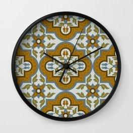 Arab Palaces I Wall Clock