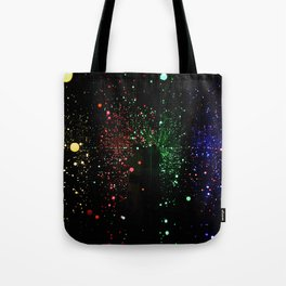 kaleidoscope panorama Tote Bag