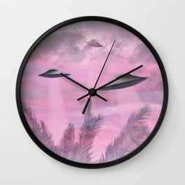 Alien Age Wall Clock