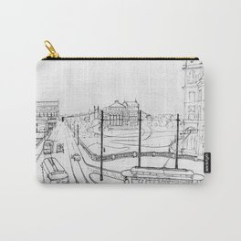 Sao Paulo 1920 Carry-All Pouch