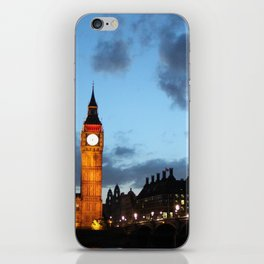 Big Ben, London's Watchman iPhone Skin