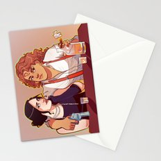 Kate and America Stationery Cards