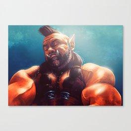 ORC MODE! Canvas Print