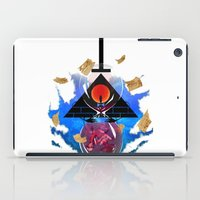 gravity falls iPad Cases featuring Gravity Falls (The Calm Before the Storm) by FeiFeiKara