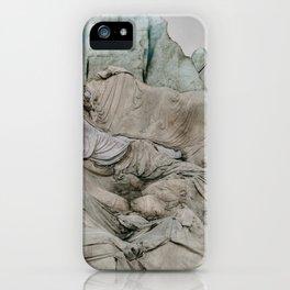 Rhonegletscher iPhone Case